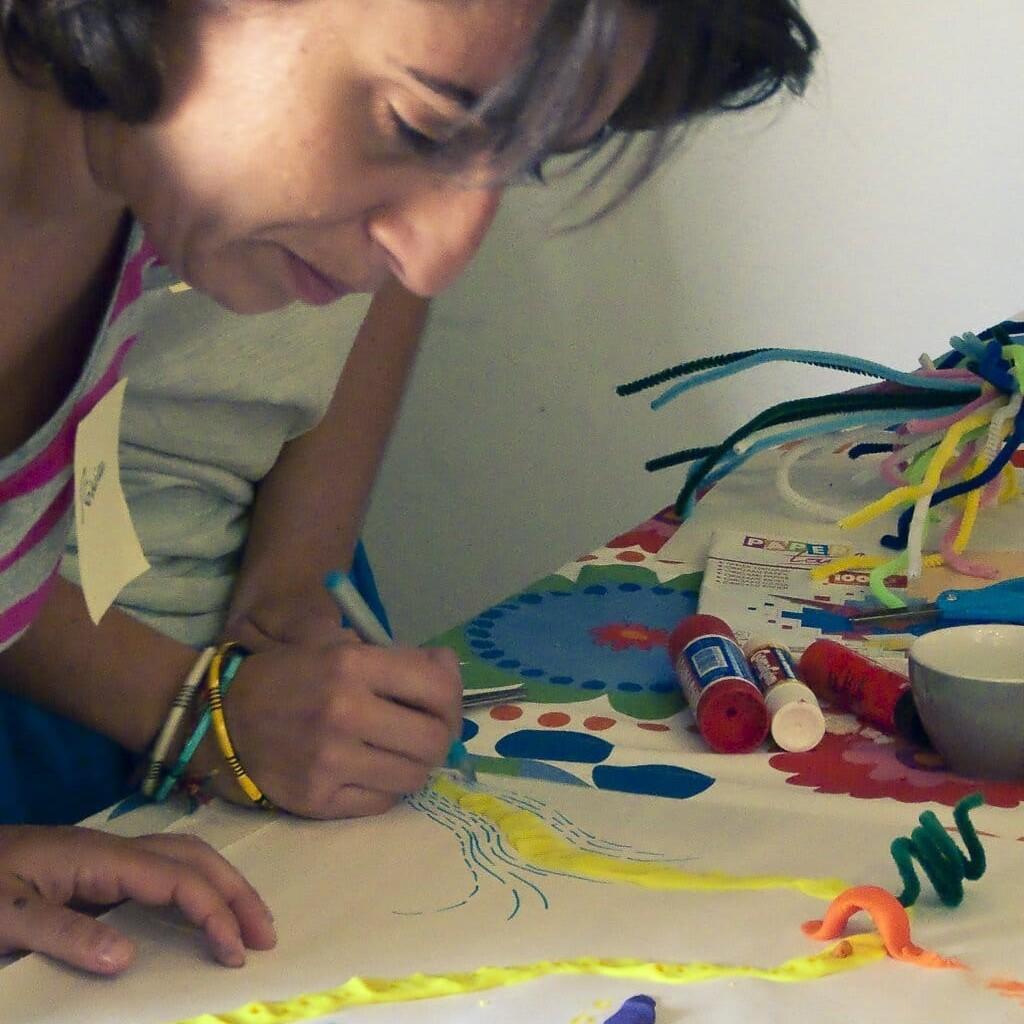 Talleres de creatividad La Bullidora